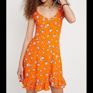 Free People Dresses - NWT Free People Like A Lady Printed Mini Dress